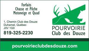 Pourvoirie Club des Douzes